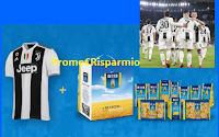 Logo Concorso De Cecco 2019: ogni giorno vinci gratis 36 kit ( 5 kg. di pasta + maglia Juventus) e eventi speciali
