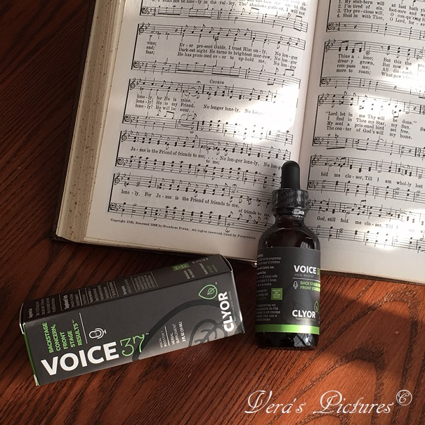 CLYOR VOICE THERAPY HERBALS VOICE37