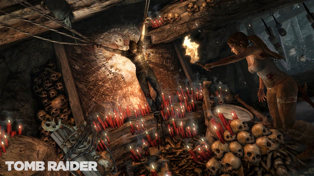 The Nocturnal Rambler Tomb Raider 2013 It S Not Terrible