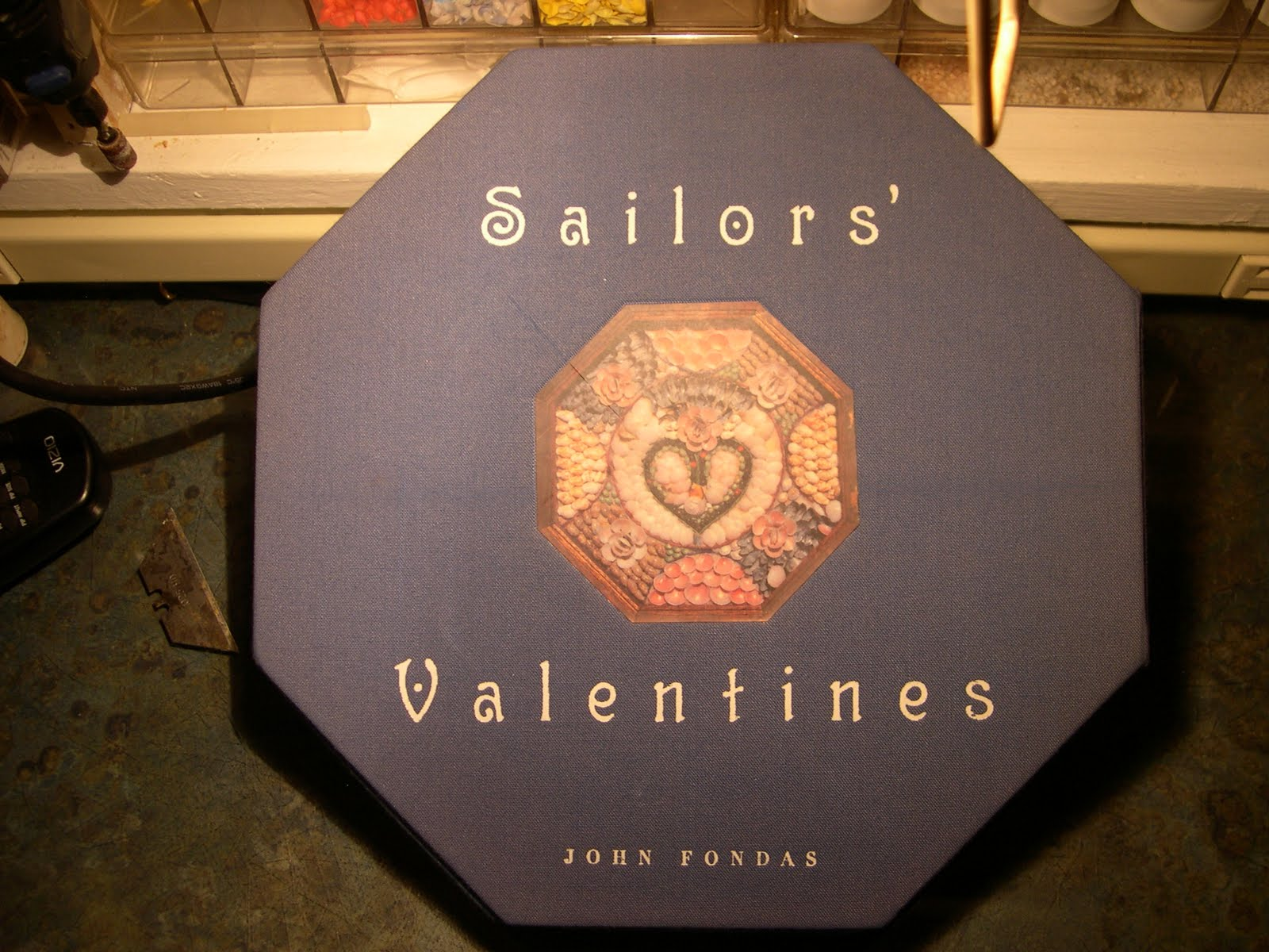WHO CREATED THE FIRST SAILORS VALENTINE