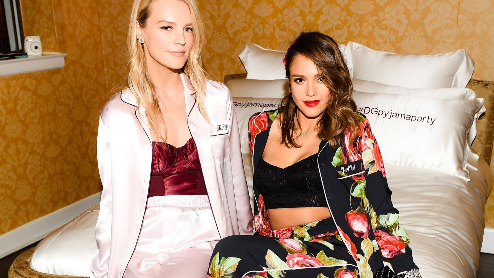 Dolce & Gabbana Pyjama Party 2016