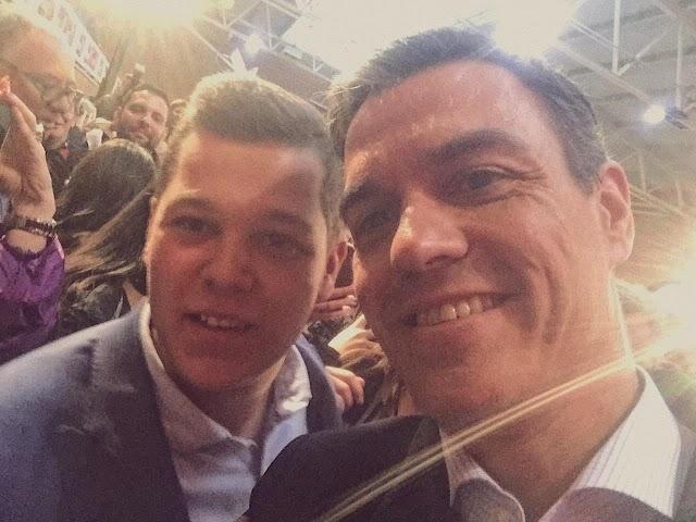 Entrevista a Rubén Fernandez, el candidato más joven de toda Palencia y vecino de Villada