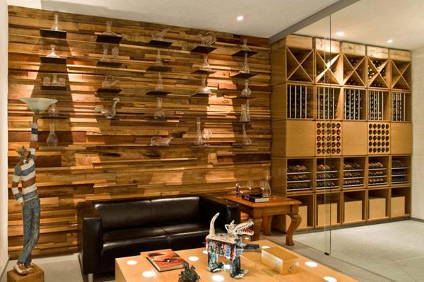 Hogares frescos llamativa y moderna es la casa en las - Bodegas modernas ...