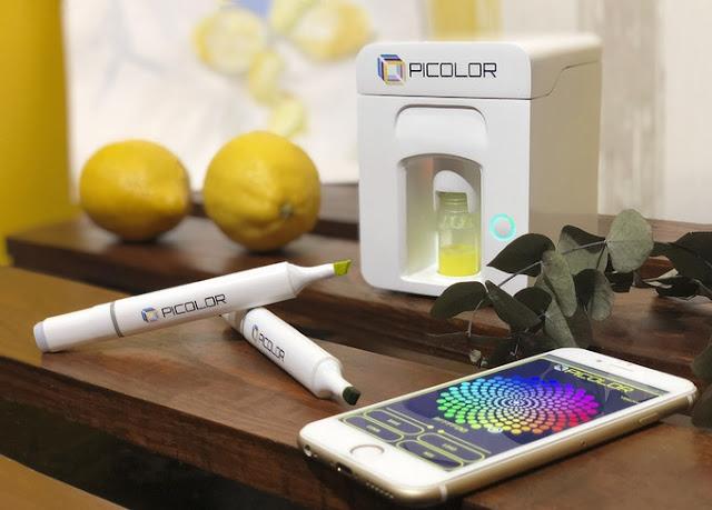 Picolor-dispositivo-que-permite-crear-cualquier-color-kickstarter