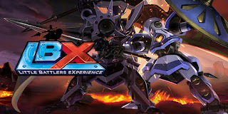 Free Download LBX Little Battlers eXperience 3DS CIA Reg Free