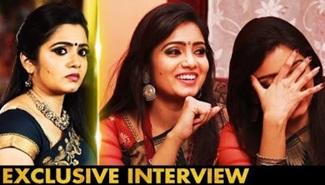 Actress Srithika Interview | Nadhaswaram | Kula Deivam SerialAlamelu