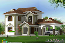 New Traditional Style Home