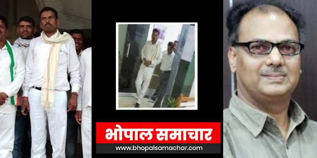 SHAHDOL मीटिंग: मंत्री ओमकार सिंह की चुनाव आयोग से शिकायत | MP NEWS