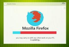 Cara Mengatasi Mozilla Firefox Update Otomatis Sendiri
