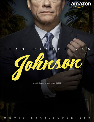 Ver Jean-Claude Van Johnson (2016) Online