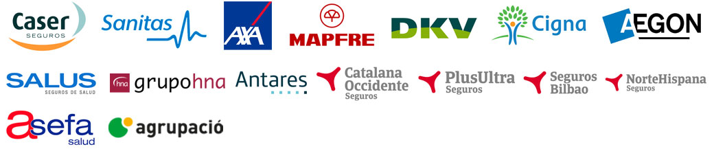 Aseguradoras oftalmólogo Zaragoza