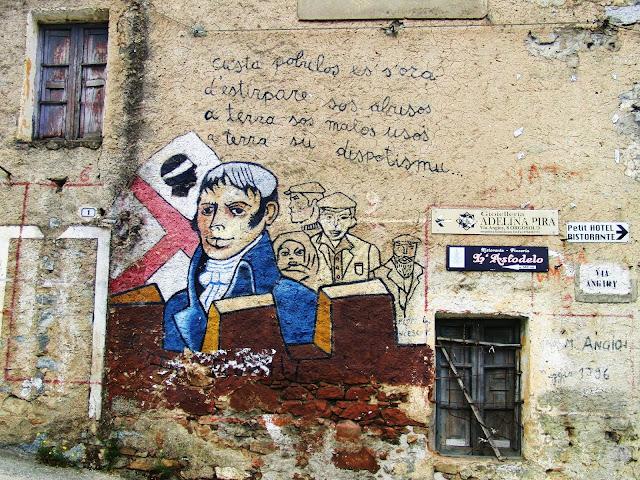 Mural Angioy Orgosolo