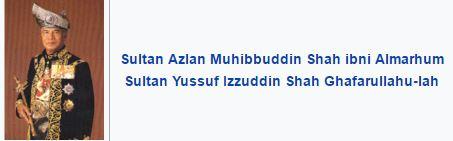 Senarai Nama Yang Di Pertuan Agong
