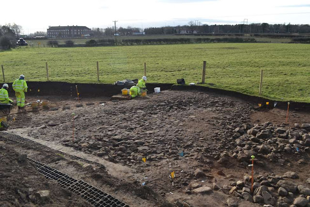 New discoveries shed light on Romans in northern England