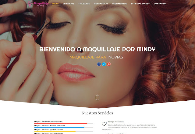 Maquillaje por Mindy by Quixtarstudio New York