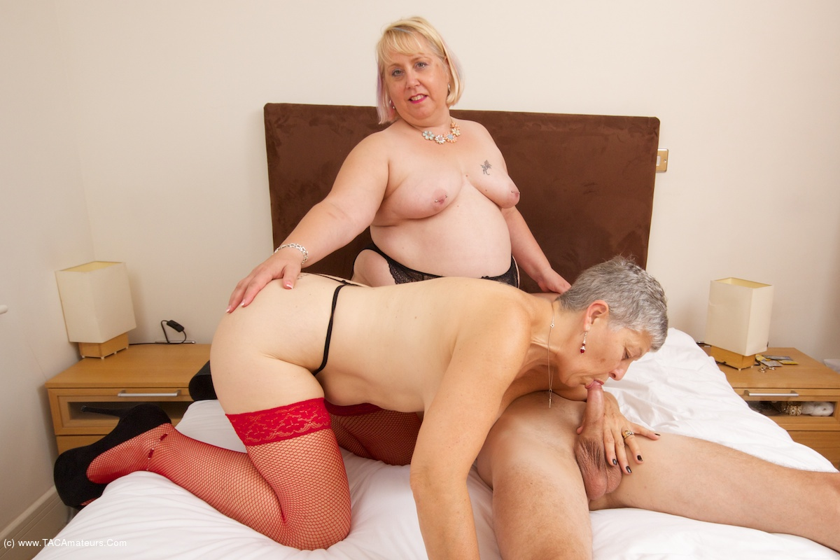 Hot Older Women Having Sex