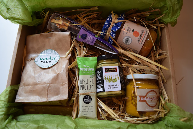 vegan box hungary