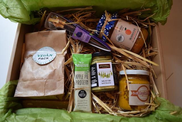 vegan box hungary