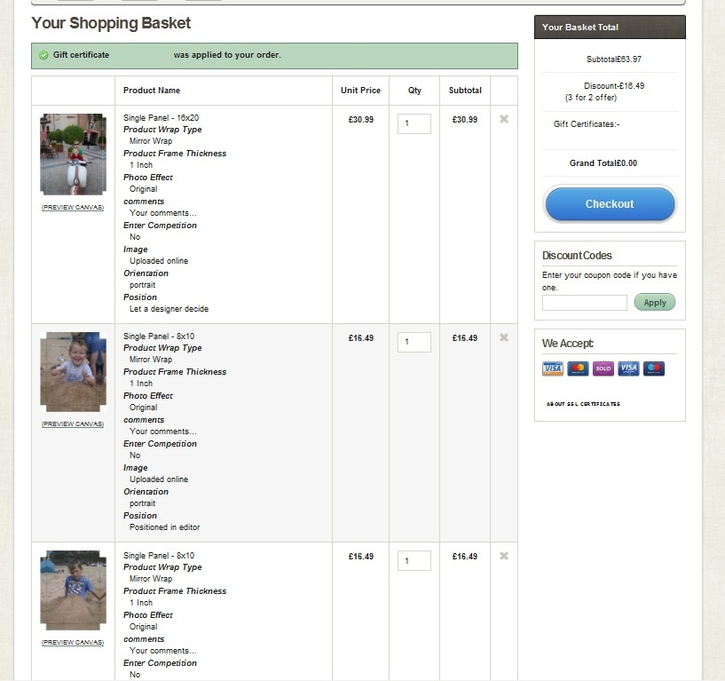review your image 2 canvas julie s notebook