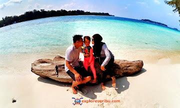 wisata satu hari pulau harapan