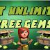 Cara Mendapatkan Gems COC Gratis Hingga Ribuan Gems
