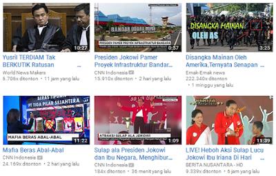 Tips Sukses Menjadi Youtuber Reupload