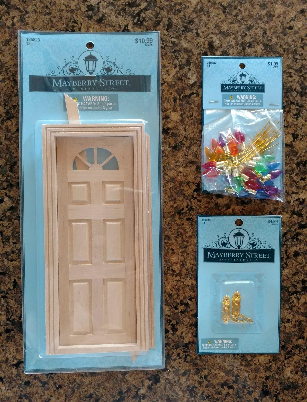 Diy elf door sunshine and munchkins for Elf door and elf