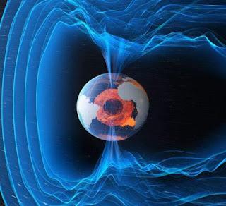 Nuevo estudio:  los humanos podemos sentir el cambio en el campo magnético terrestre.