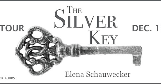 Blog Tour: The Silver Key by Elena Schauwecker {Excerpt + #Giveaway} @thesilverkey1