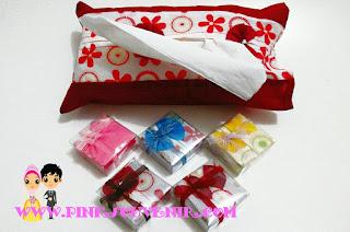 Pusat penjualan SOUVENIR tempat tissue Furing di Jatinegara
