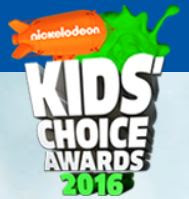 Nickelodeon KCA Kid's Choice Awards 2016