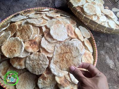 OPAK KETAN Kuliner Tradisional Sunda