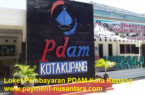 PPOB Pembayaran Tagihan Online PDAM Kota Kupang