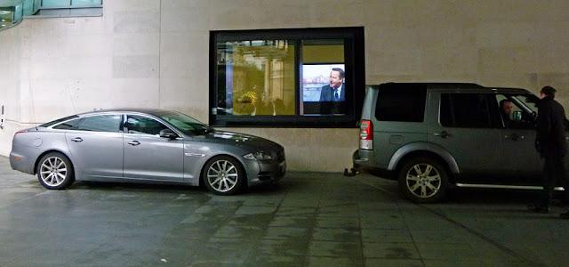 Prime Minister's car