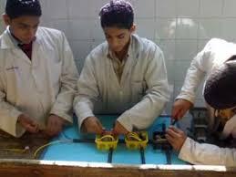 جميع أقسام وتخصصات مبارك كول للمدارس الصناعية بنين وبنات على مستوى الجمهورية