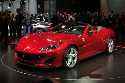 Ferrari Portofino 2018, prix et date de sortie