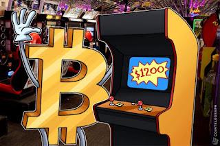 massive bitcoin price increase