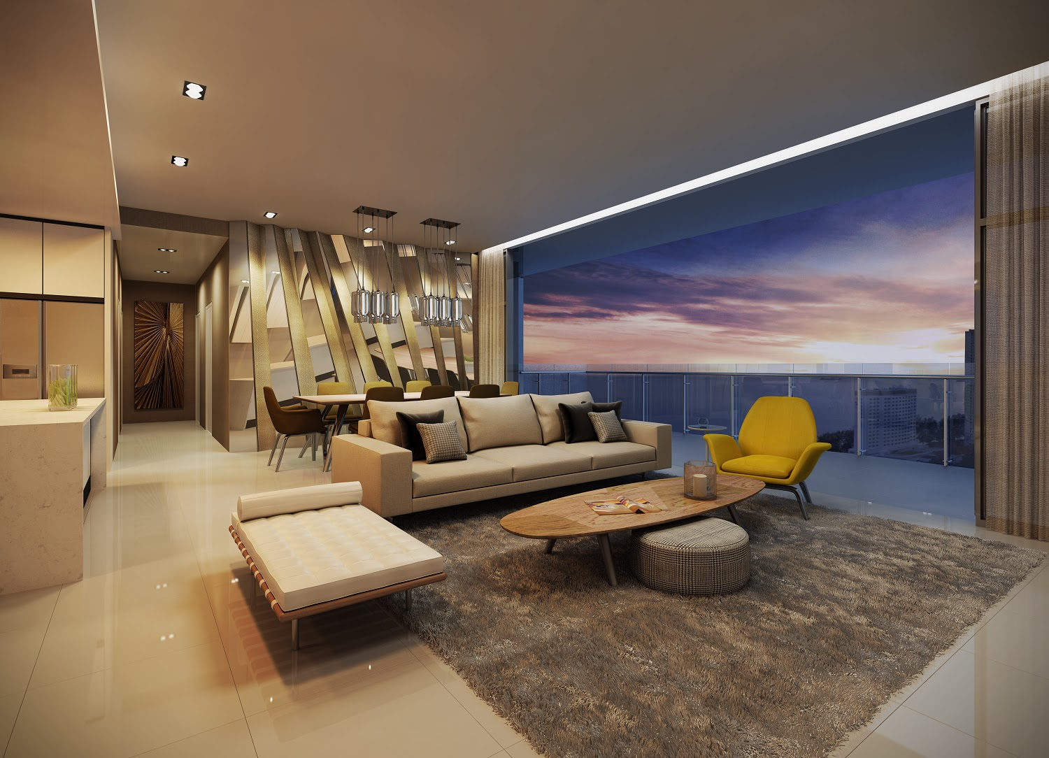 Property Lover Penang Moulmein Rise Luxury Suites