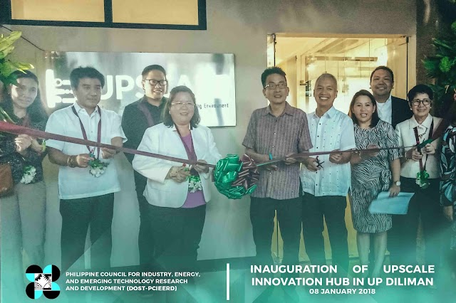 UPSCALE Innovation Hub Inaugurated in UP Diliman