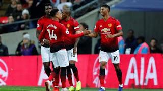 Manchester United sukses permalukan Arsenal dengan skor 3-1. - Foto: REUTERS