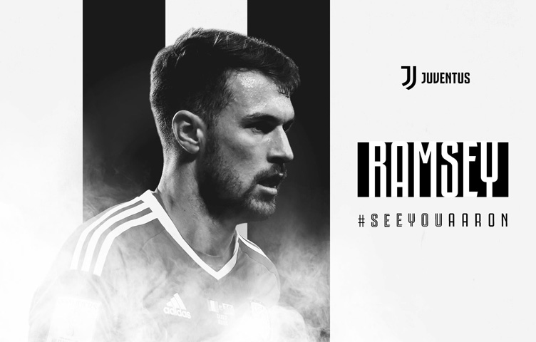 Zvanično: Aaron Ramsey potpisao za Juventus!