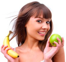 lose pounds eating fruits
