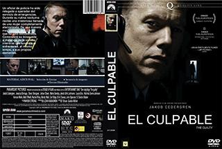 The Guilty - El Culpable - Cover - DVD