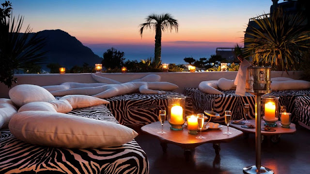 Café del Mar em Ibiza