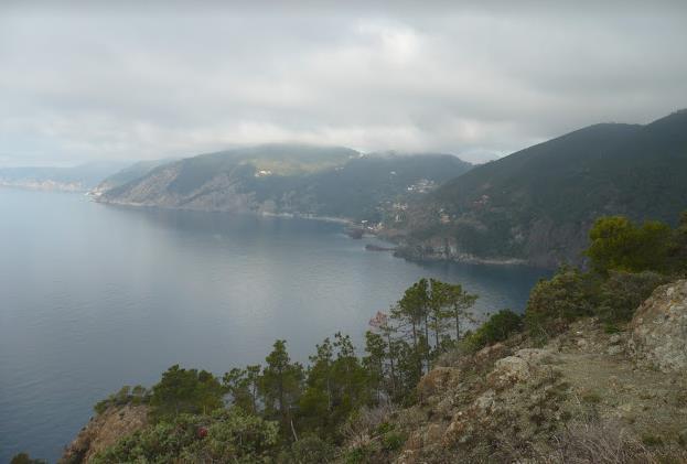 sentiero Bonassola-Framura