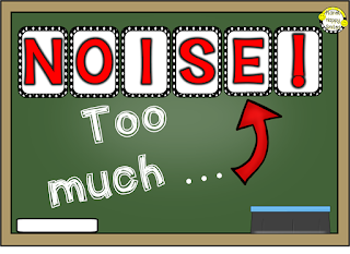 NOISE ~ Behavior Management