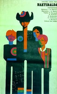 Полуночник / Naktibalda. 1973.