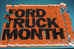When is Ford Truck Month 2017