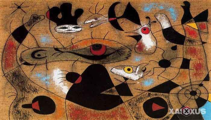 Contoh Aliran Seni Rupa atau Seni Lukis Dadaisme