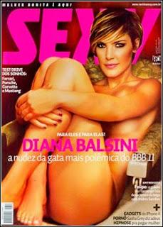 Download Revista Sexy Diana Balsini Junho 2011